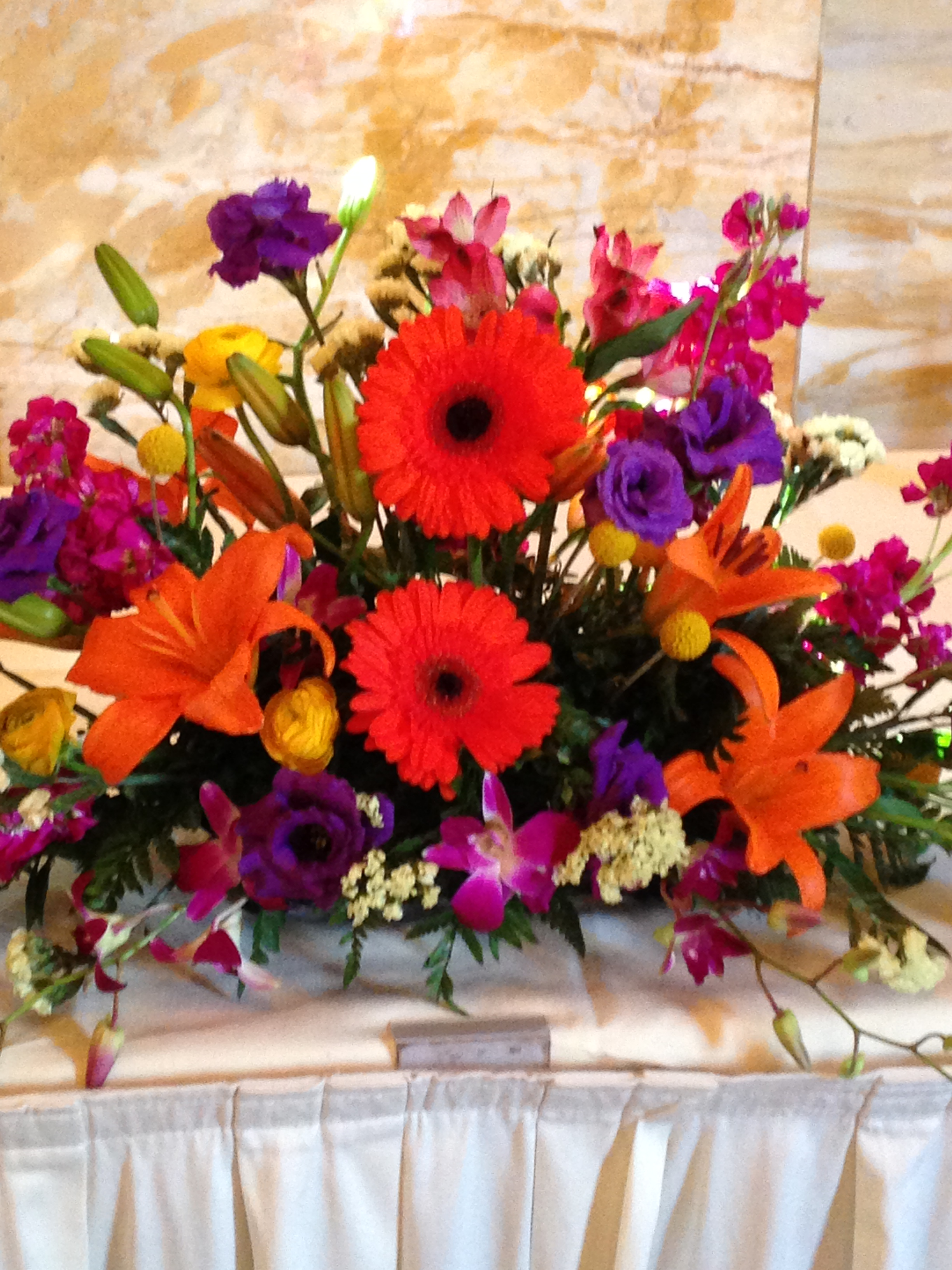 Aug 18 Flowers